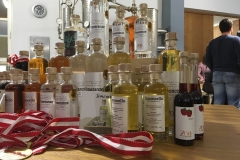 Brennerführung bei der Destillerie Zott
