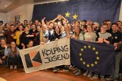 Am Vorabend fand die Diözesankonferenz der Jugend mit dem Blick auf die Europawahlen statt.