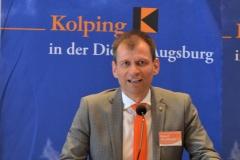 Robert Hitzelberger ist neuer Diözesanvorsitzender.