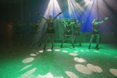 Faschingsball 2019: Showtanzgruppe Dancetastic