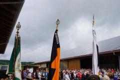 Kolpingbanner und -fahne