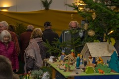 Rund 150 Gäste durften die Ausstellung zuerst sehen.