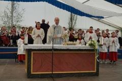 Maifest 2019: Präses Dekan Thomas Rauch zelebrierte den Festgottesdienst