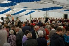 Maifest 2019: Viele Besucher kamen zum Festgottesdienst