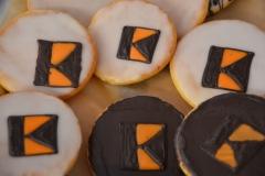 Maifest 2019:  Ab 13 Uhr gab es Kaffee und selbstgemachten Kuchen von fleißigen KolpingbäckerInnen.