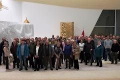 Fast 100 Interessierte fanden sich in der Moschee in der Max-Fischer-Straße ein.