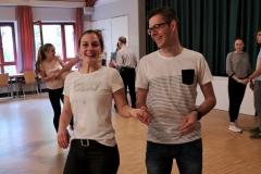 Tanzen macht Spaß!