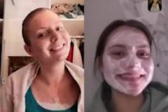 Kosmetikstunde bei den Smileys