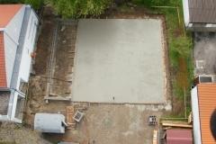 Lager: Bodenplatte, , Quelle: Kolping und Architekturbüro Michael Treupel