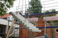Lager: Treppe, Quelle: Kolping und Architekturbüro Michael Treupel