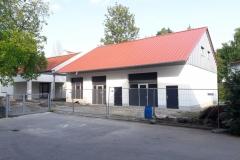 Lager: Fassade fertig, Quelle: Kolping und Architekturbüro Michael Treupel