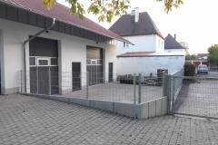 Lager: Außenanlagen, Quelle: Kolping und Architekturbüro Michael Treupel